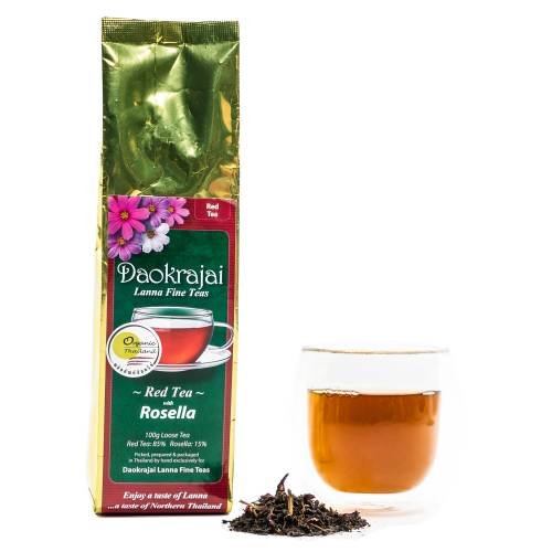 Red Tea Rosella