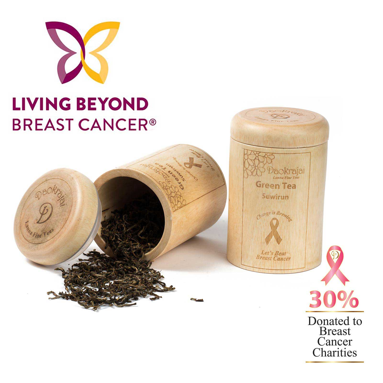 Green Tea Suwirun Living Beyond Breast Cancer