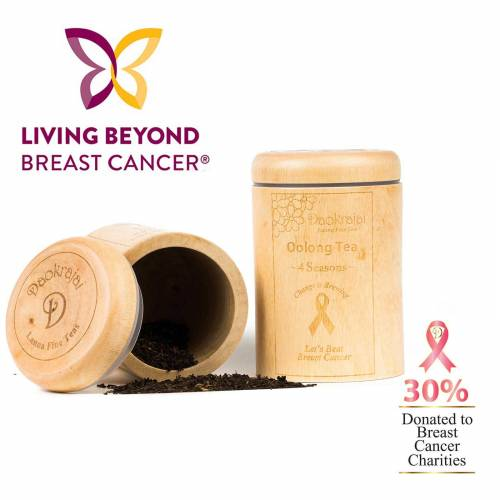 Oolong Tea 4 saesons Living Beyond Breast Cancer