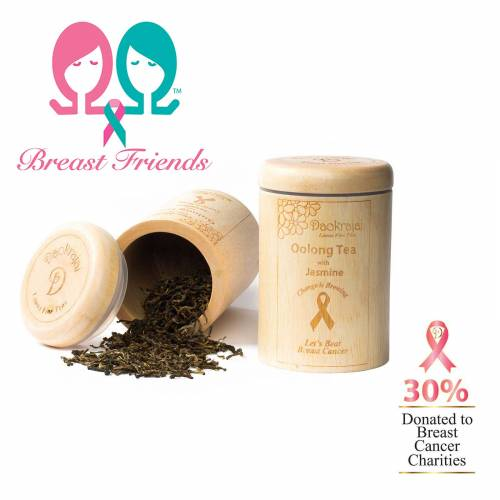 Oolong Tea Jasmine Breast Friends