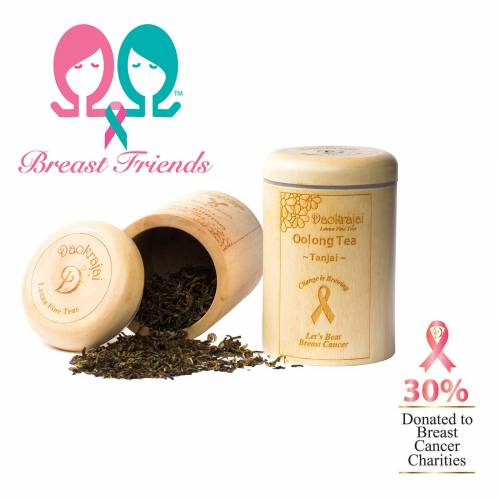 Oolong tea tanjai Breast Friends