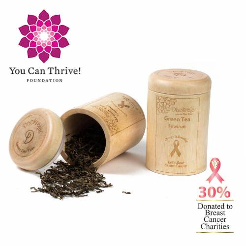 Support the You Can Thrive! Buy Green Tea Suwirun