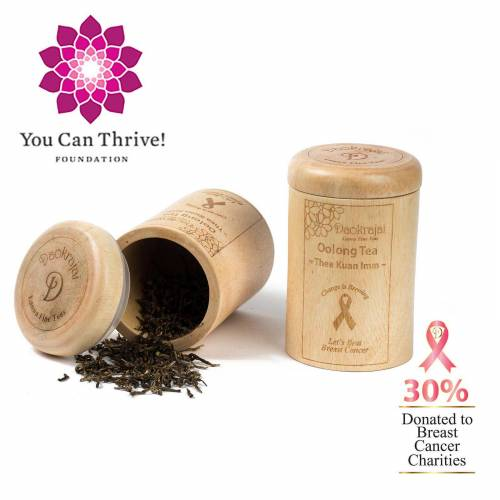 Help You Can Thrive! Buy this Oolong Tea -Thea Kuan Imm