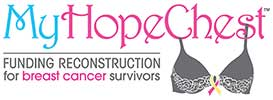 My Hope Chest breast cancer charity